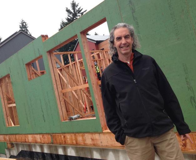Bainbridge island architect earns earth friendly accolades for Bainbridge architects
